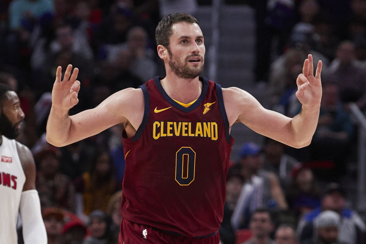 Cavaliers New Logo >> Cleveland Cavaliers playbook: How Kevin Love bullied the Pistons - Fear The Sword