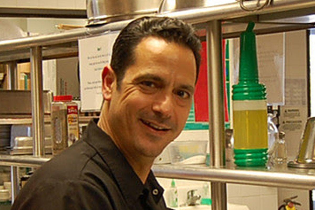 Chef Frank Triola