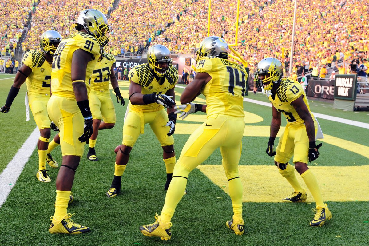 How many more times will these guys visit the endzone on Saturday?