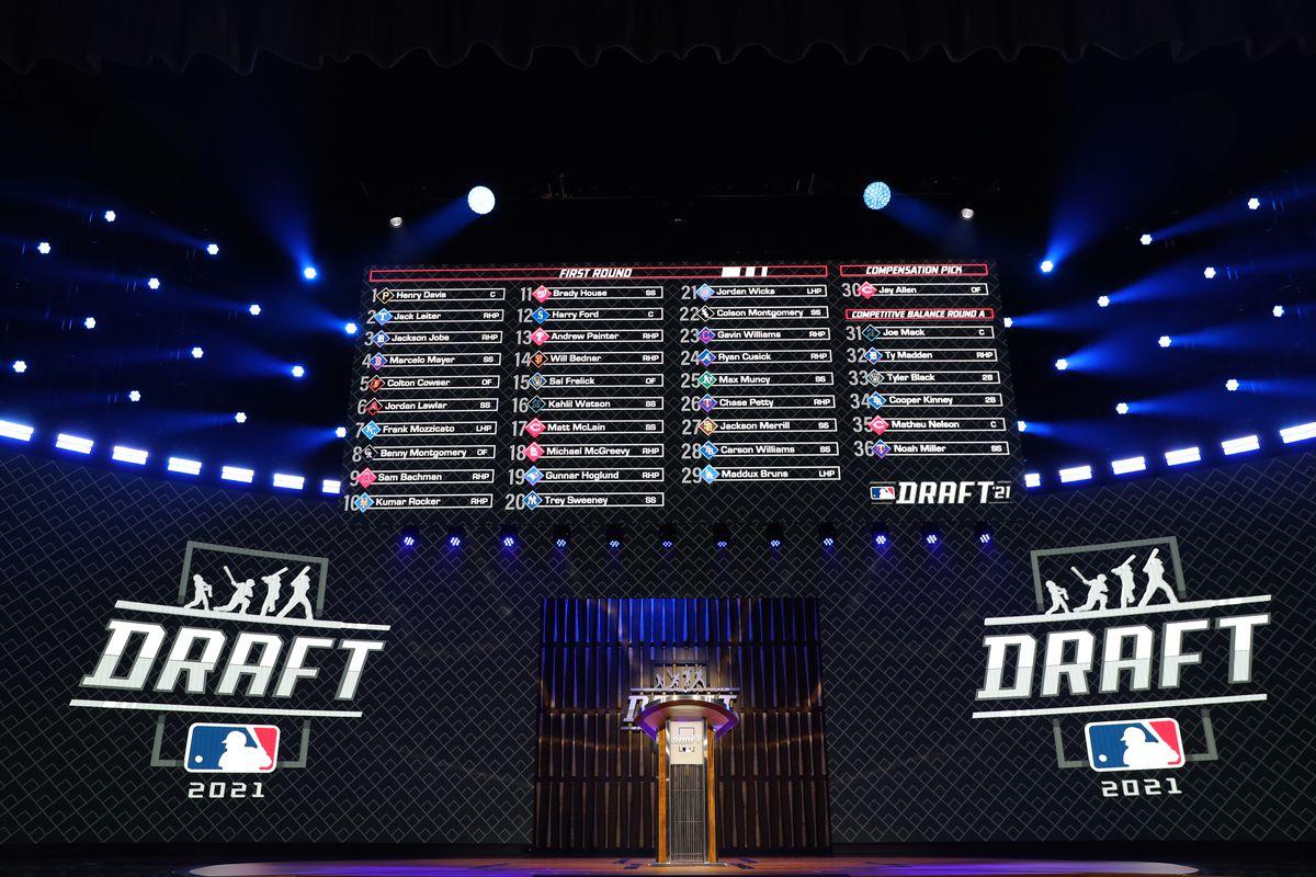 2021 Major Leauge Baseball Draft