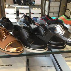 Men's shoes, $208.50 (originally $695)