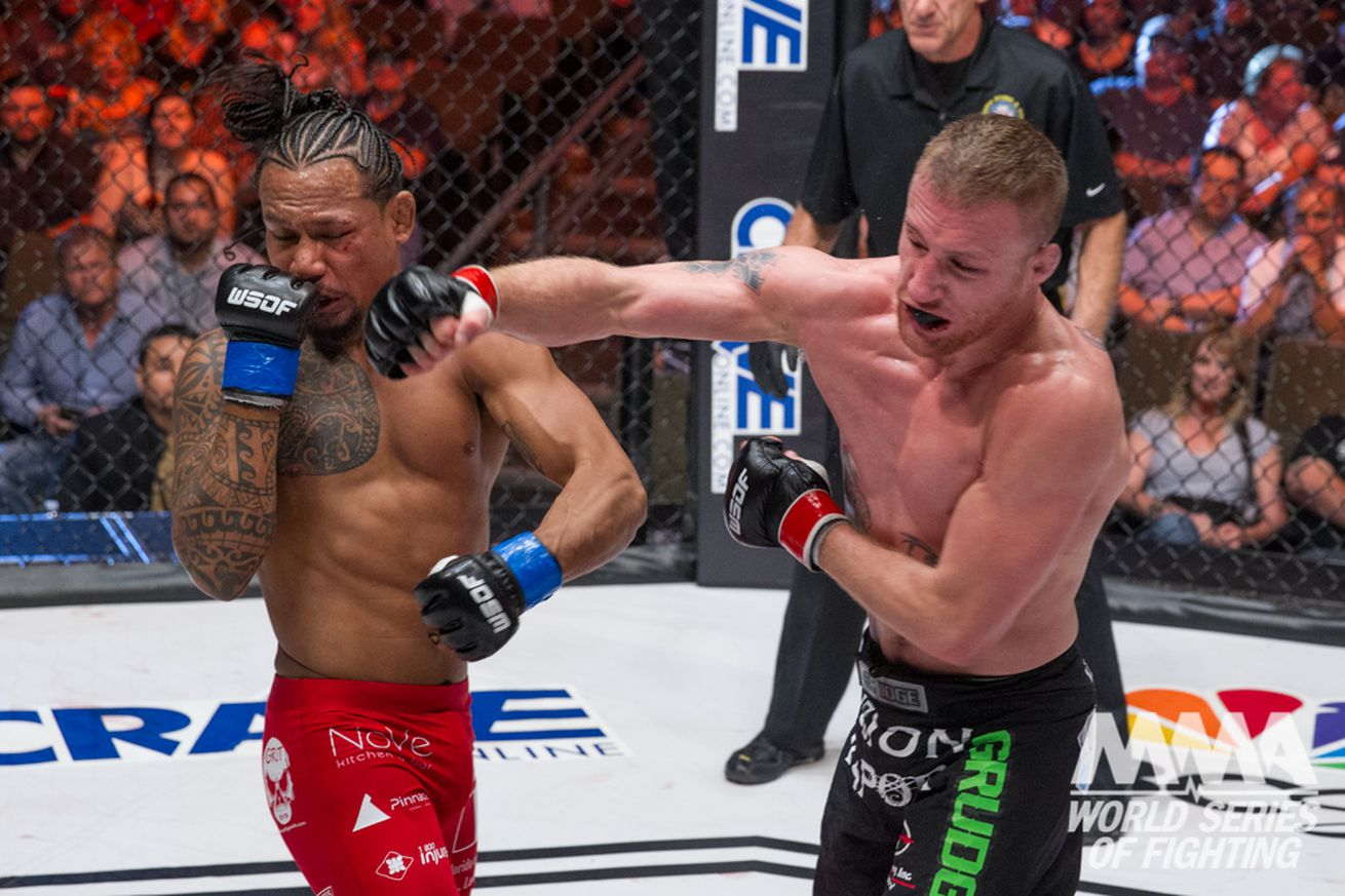 Justin Gaethje not promising anything about UFC run except 'I will get knocked out here in the next, like, 10 fights'