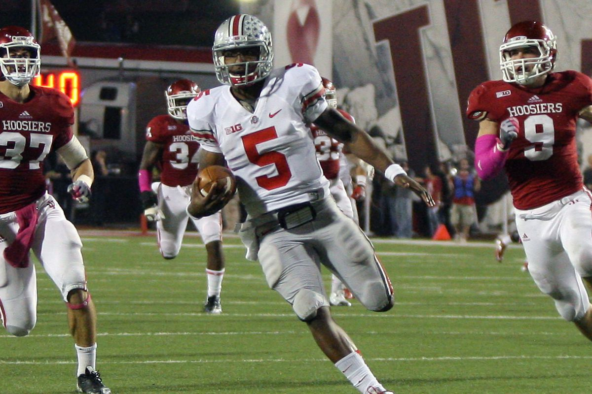 Ohio State's Braxton Miller has the second best odds to win the 2013 Heisman Trophy.