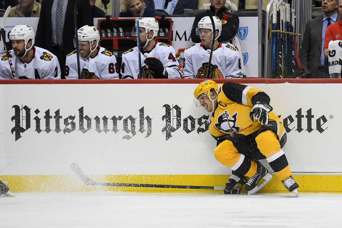 What Sidney Crosby's injury means for the Penguins
