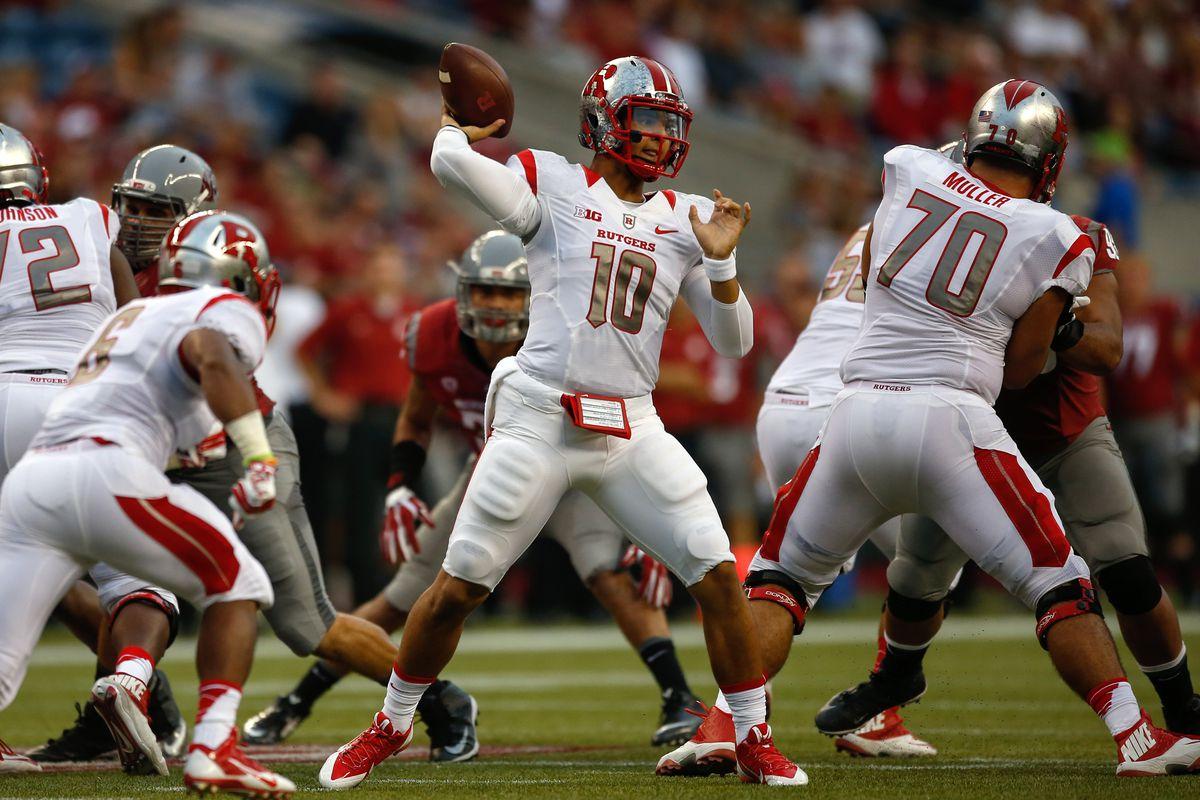 Rutgers v Washington State