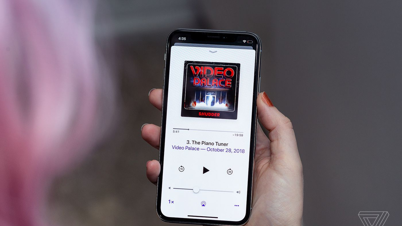 10 Scary Podcasts To Listen To In The Dark The Verge