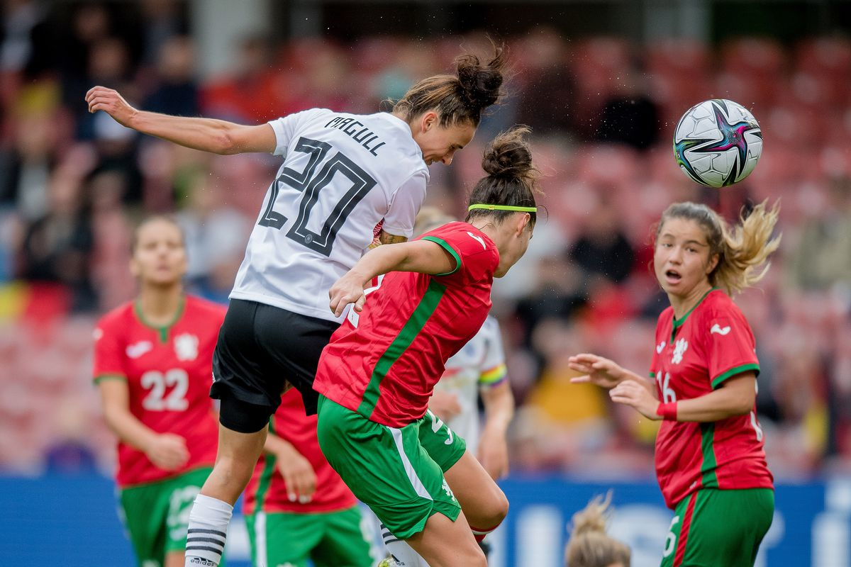 Germany v Bulgaria: Group H - FIFA Women's World Cup 2023 Qualifier