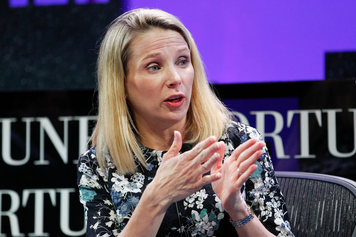 Last Yahoo CEO standing: Here's Marissa Mayer's letter to employees on the sale