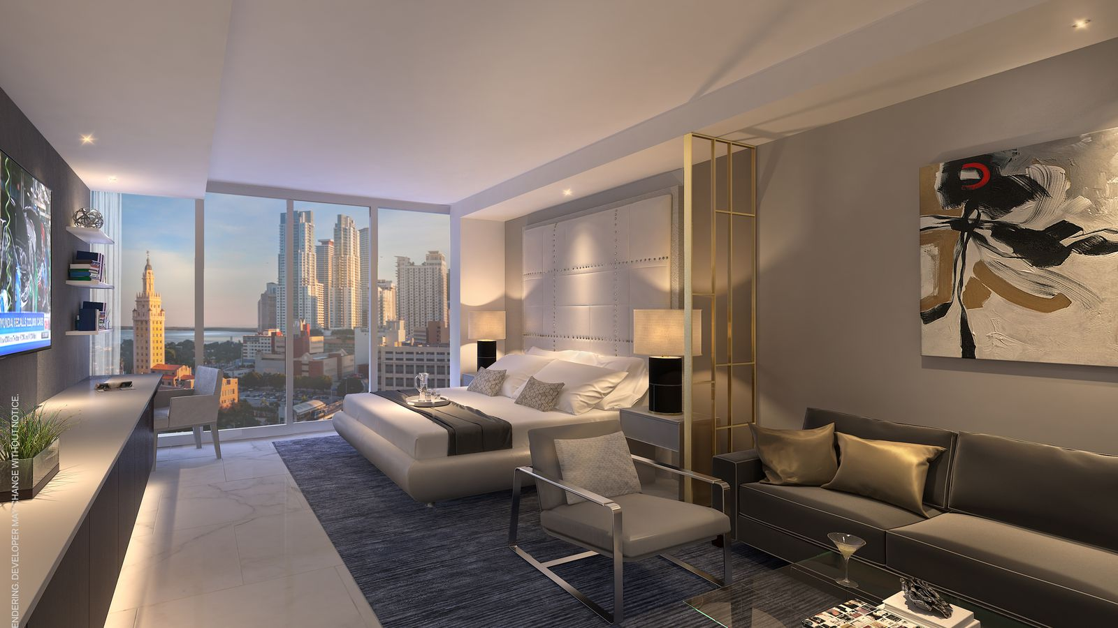 Paramount Miami Worldcenter Unveils Guest Suite Collection