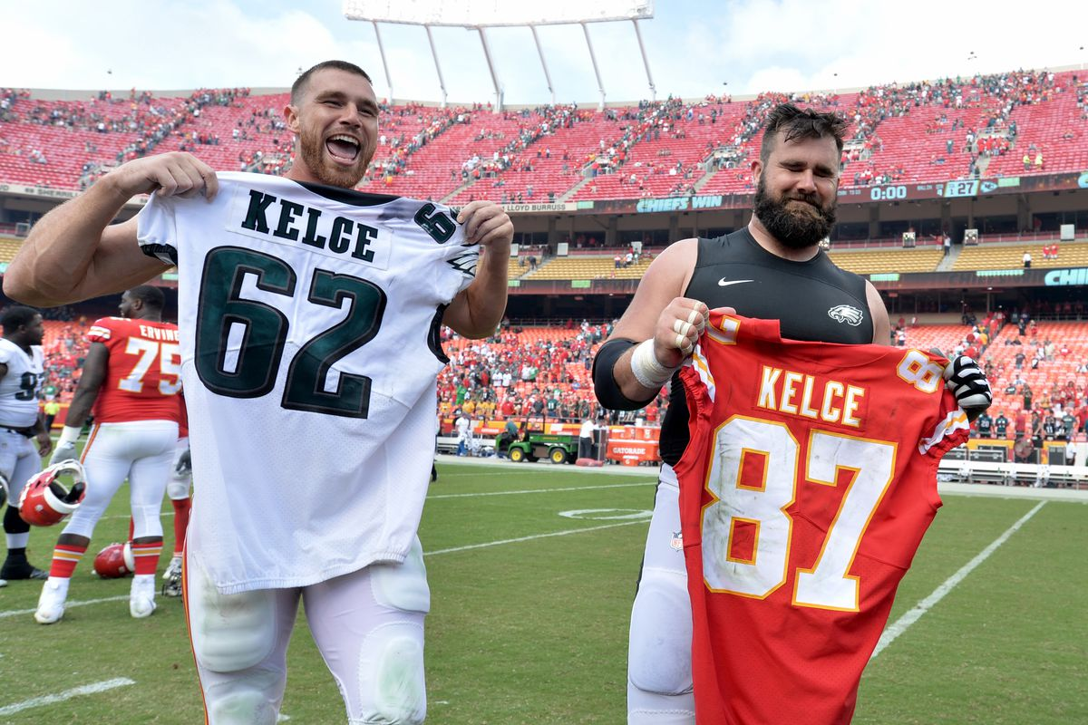 Cincinnati Bearcats in the NFL Travis Wins the Kelce Bowl Down