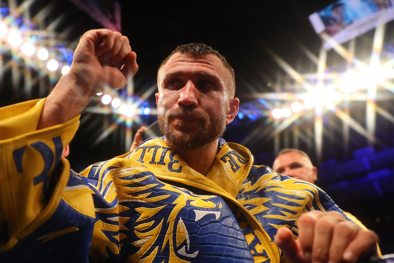 1171407931.jpg.0 - Preview: Lomachenko-Lopez, boxing's most anticipated fight of 2020
