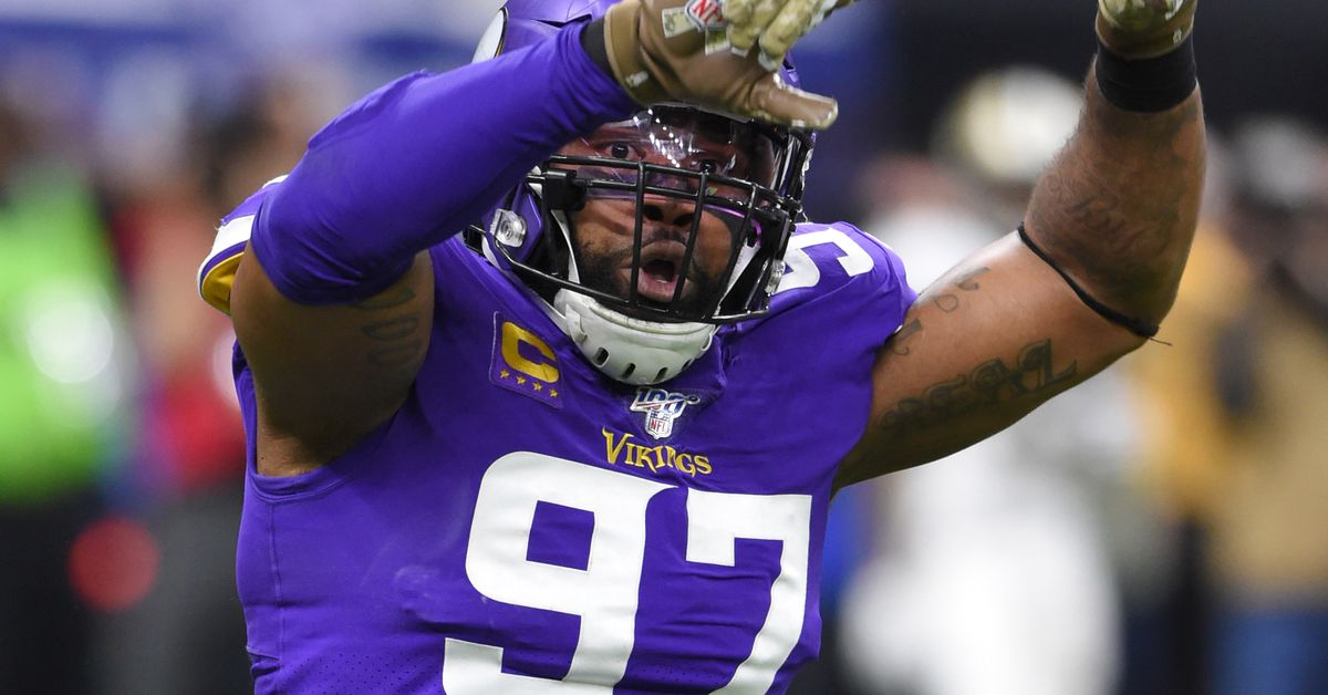 Vikings DE Everson Griffen opts out, could be an attractive option for Seahawks