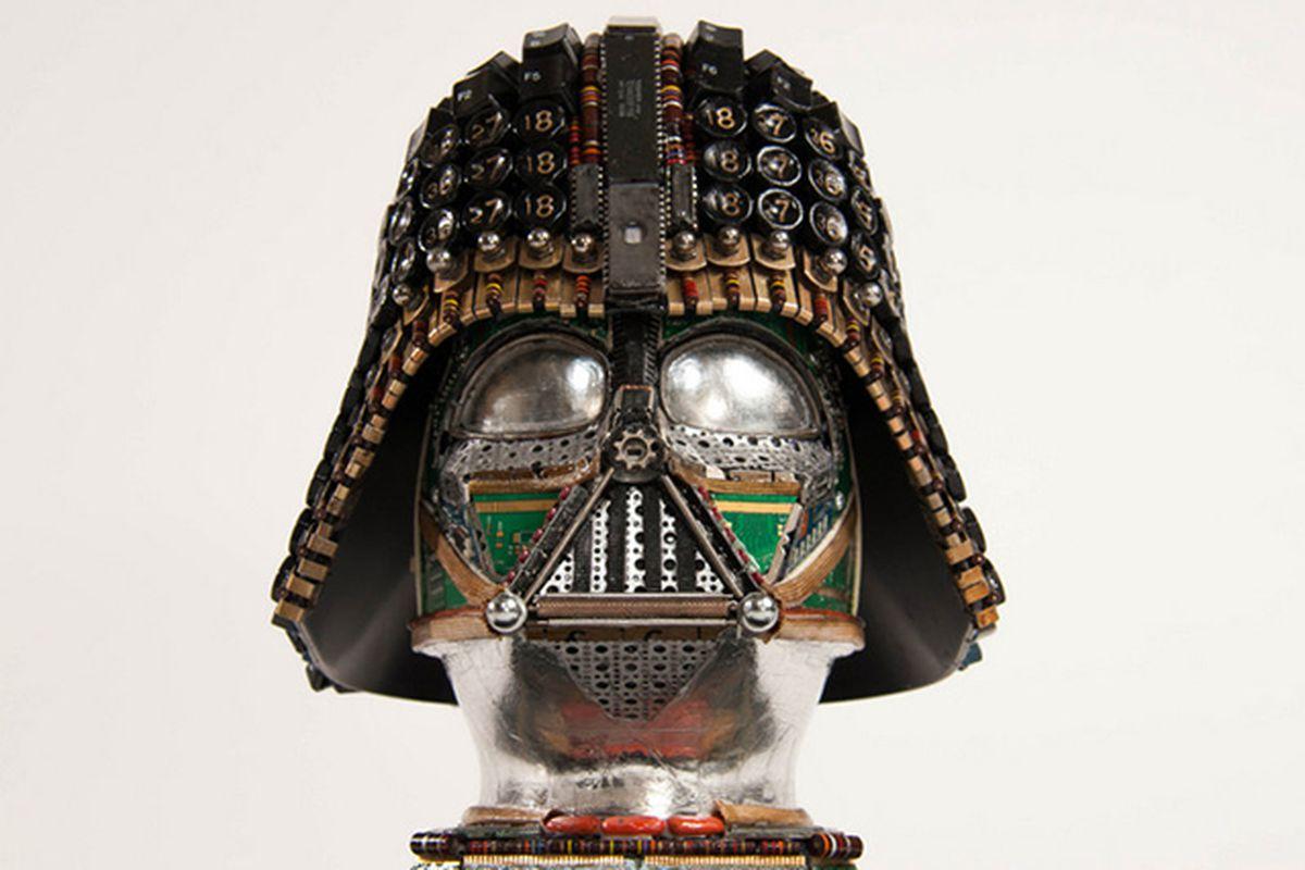 Upcycled Darth Vader (GABRIEL DISHAW)