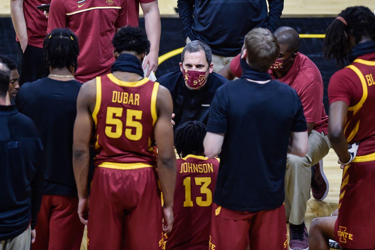 NCAA Basketball: Iowa State at Iowa