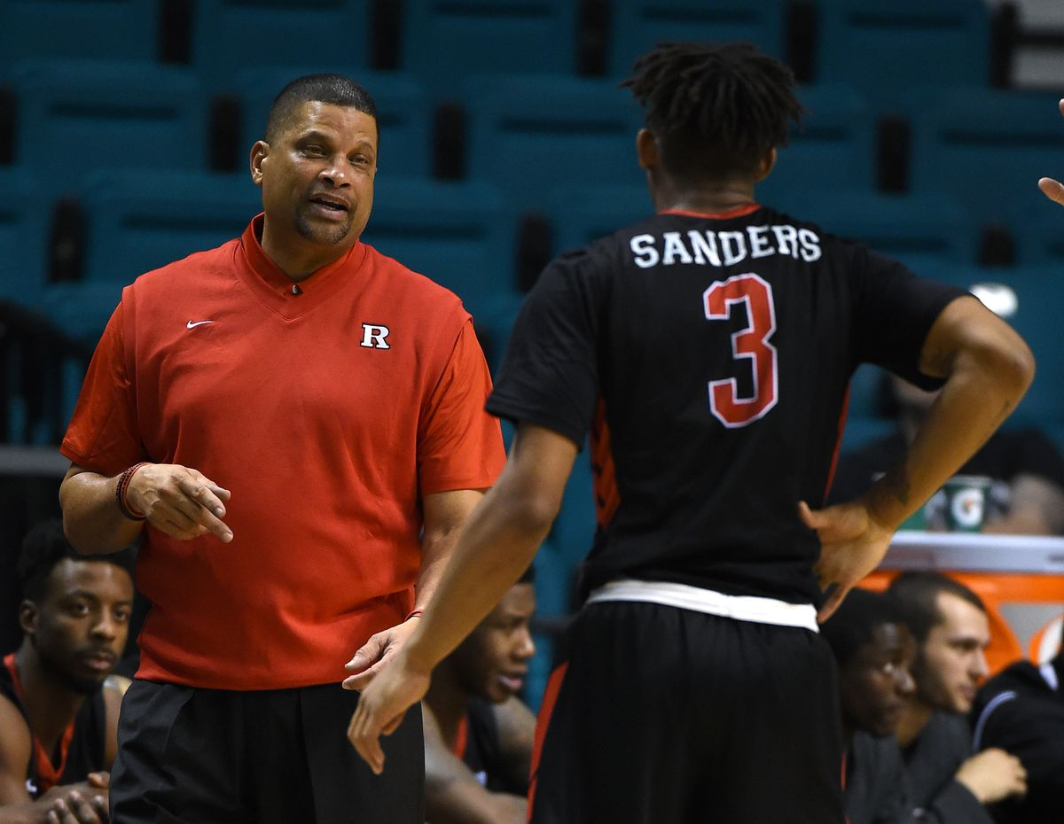 Men Who Speak Up Main Event At MGM Grand Basketball Tournament - Rutgers v Creighton
