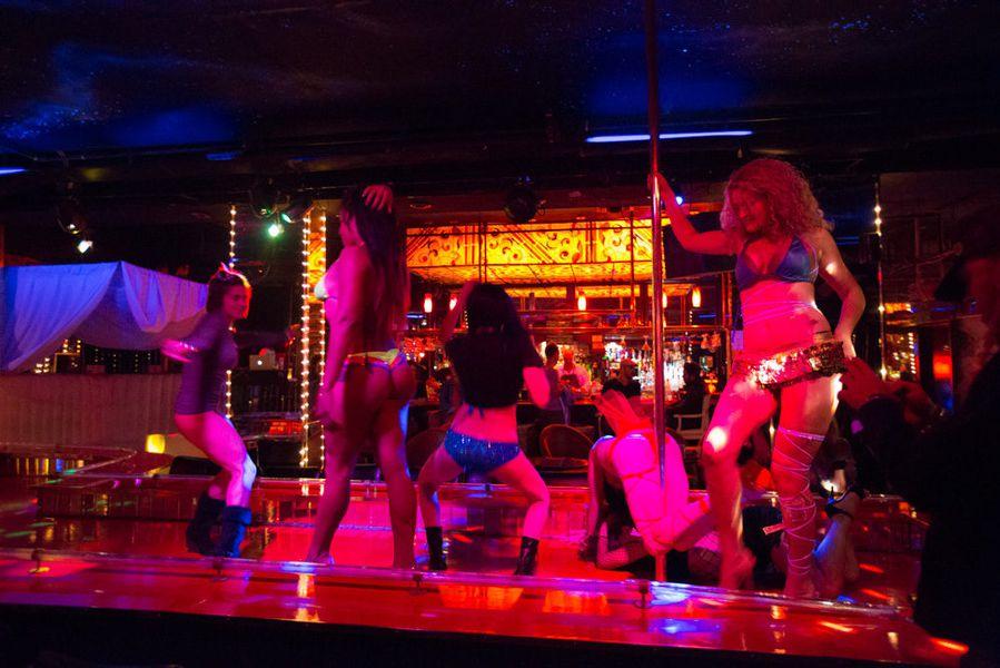 Best Strip Clubs In Las Vegas