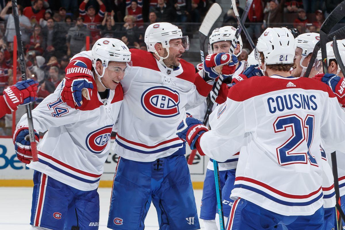 Montreal Canadiens v Ottawa Senators