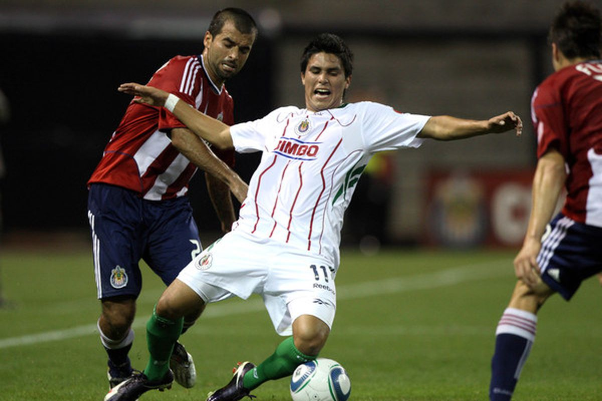 Chivas will face Chivas in Mexico later this month.
