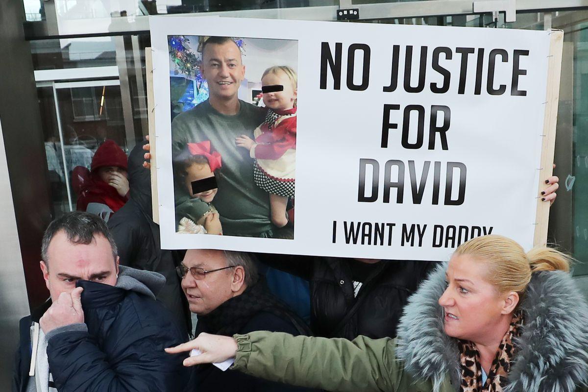 David Byrne death, regency hotel shooting, hutch kinahan feud.