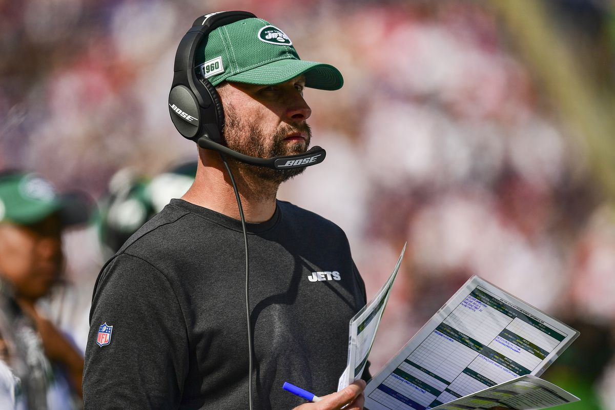 The Jets have major talent issues but playcalling is part of the problem