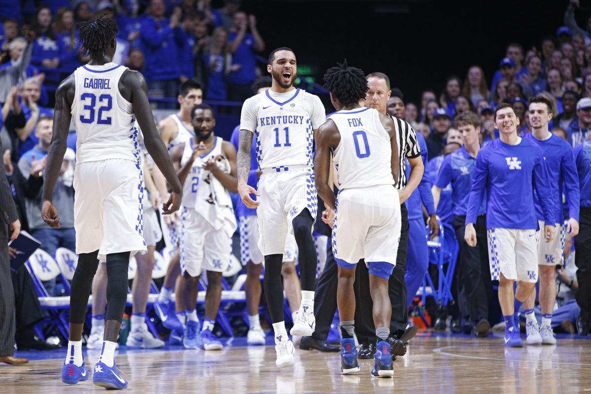 Kentucky Basketball Outlasts Auburn: 5 Things To Know