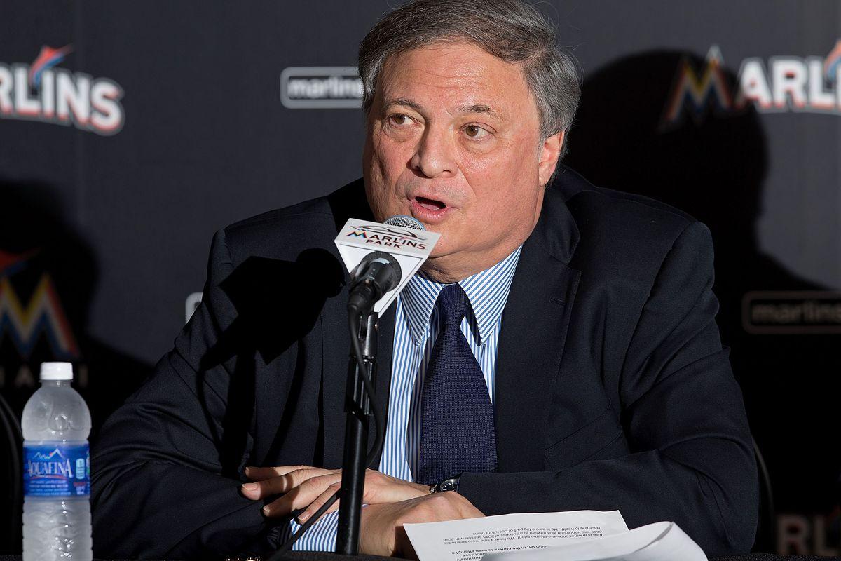 Miami Marlins Resign Giancarlo Stanton - Press Conference
