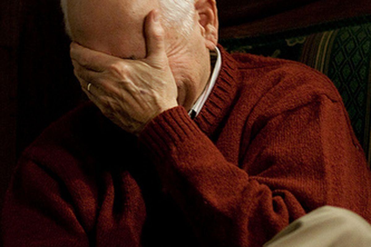 """No!  Not Rudy! (via <a href=""""http://www.flickr.com/photos/atoxinsocks/4254919655/"""">daveoratox</a>)"""