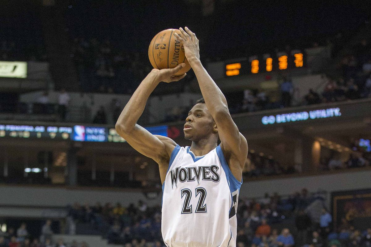 Yes, another Andrew Wiggins picture to lead it off... No, I won't change it up next time.