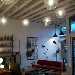 Mohawk General Stores's furnishings