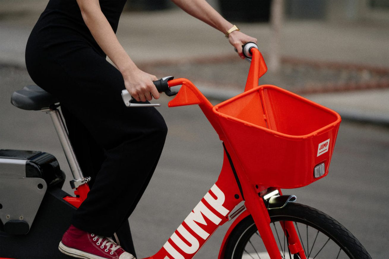 uber is launching its bike share company jump in europe
