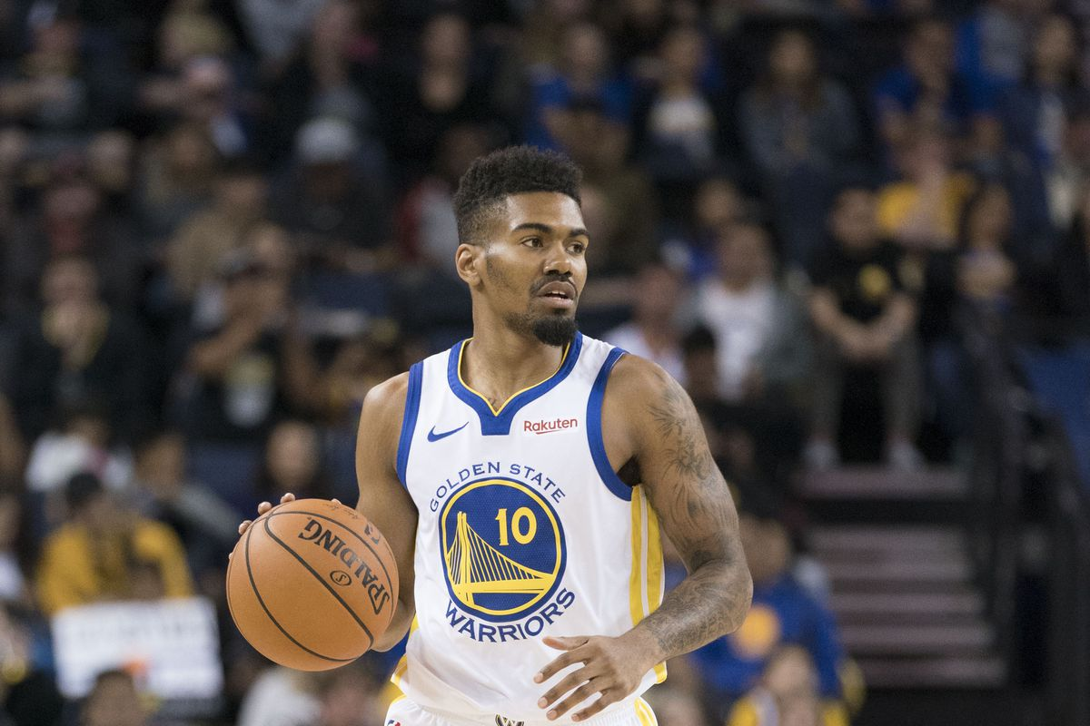 f6b67c2db2d6 Warriors  Jacob Evans is struggling in NBA preseason - Golden State ...