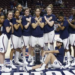 2018 AAC Women's Basketball Tournament Champions