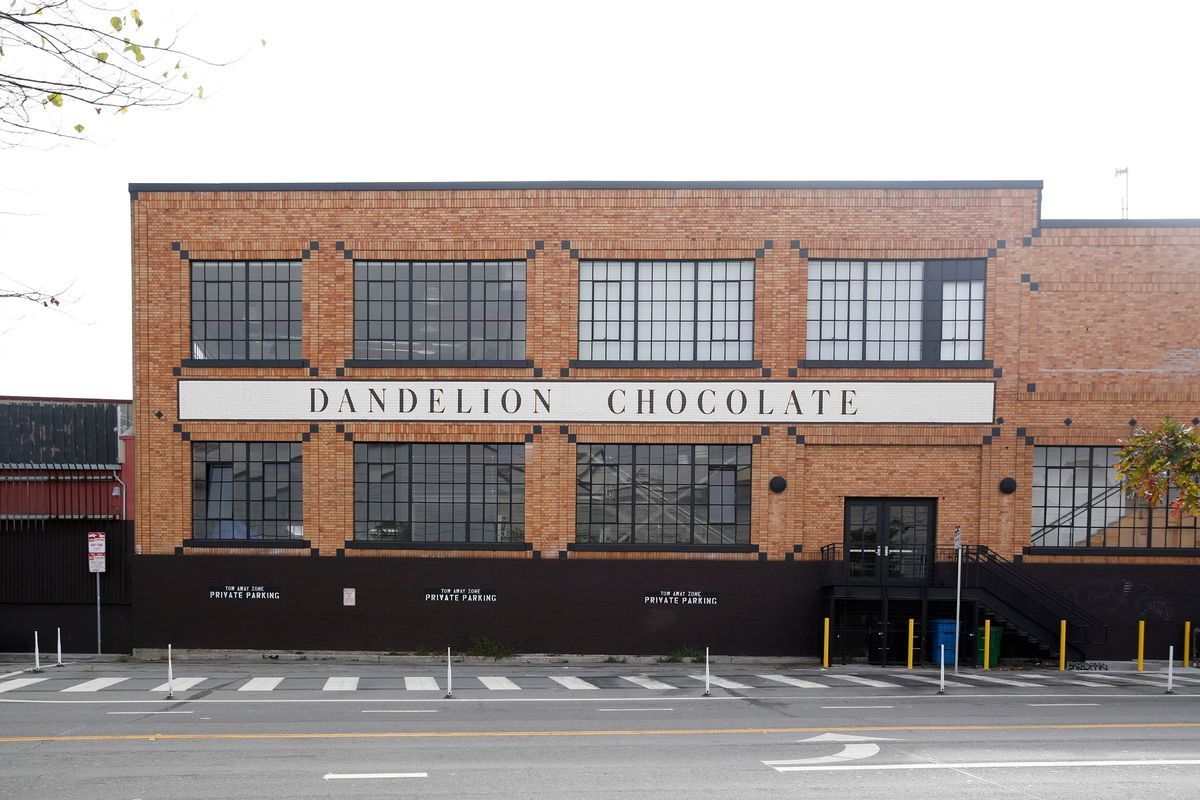 Dandelion Chocolate Opens New San