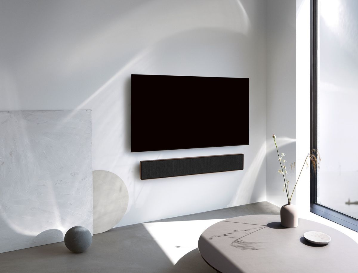 Bang & Olufsen's first soundbar looks stylish but starts at