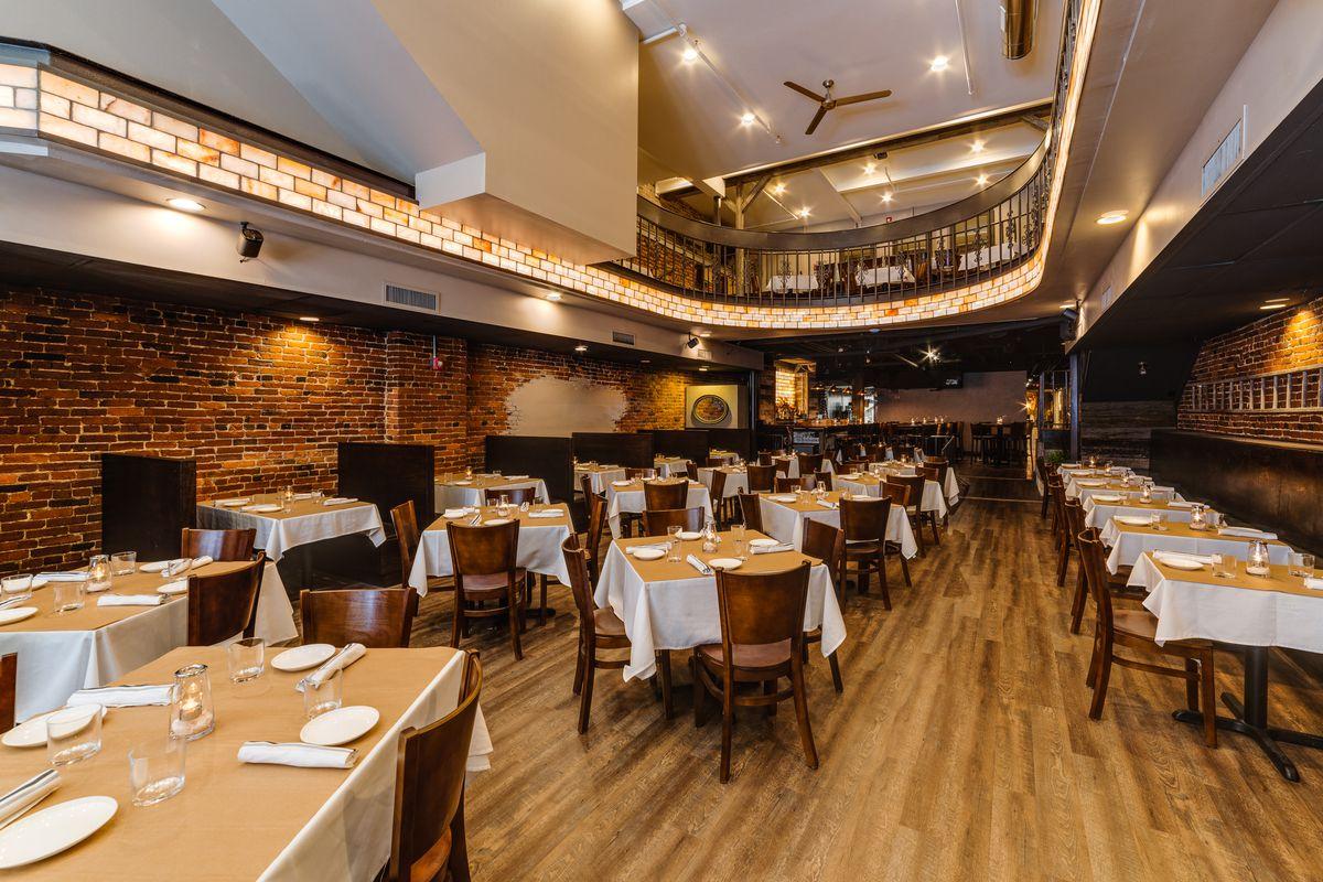 Randolph S Restaurant Bar Denver Co