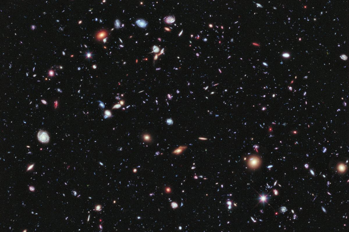 Hubble eXtreme Deep Field (HXDF)