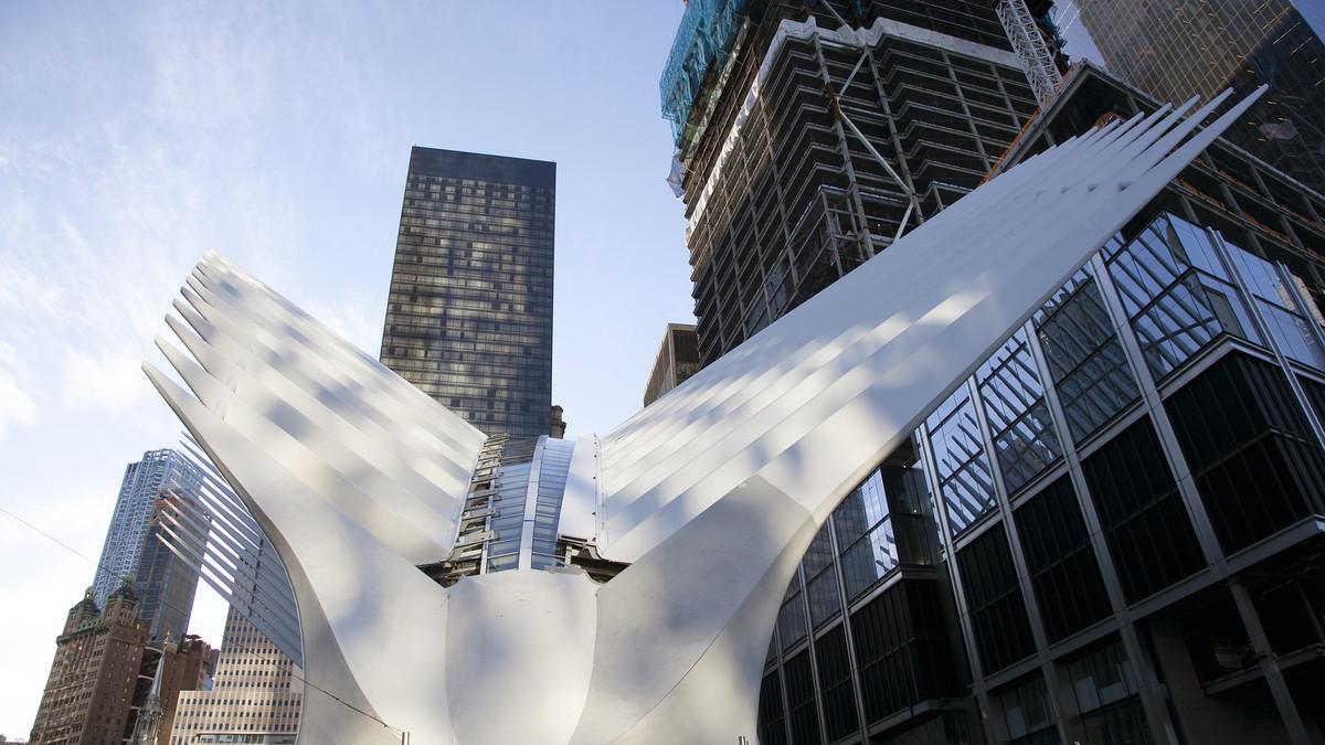 Inside the Oculus, New York's insane-looking, $4 billion