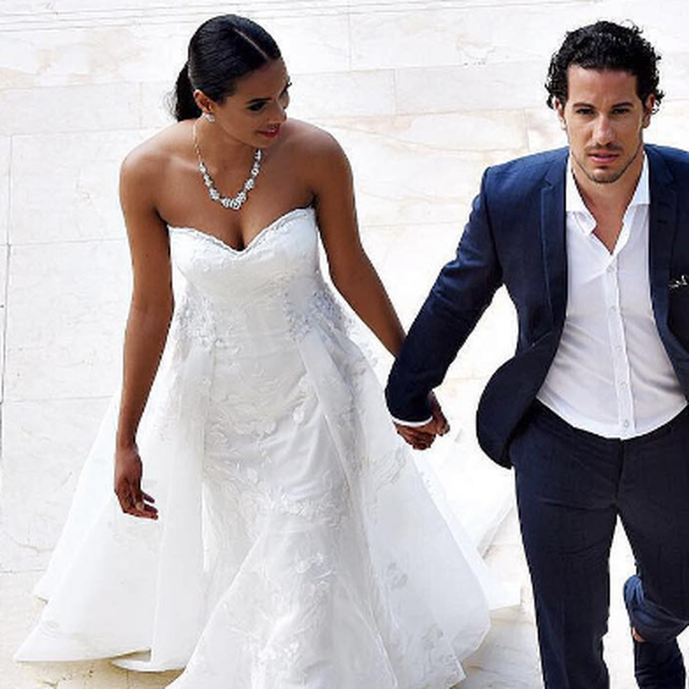 Michael Del Zotto Does Wedding Photoshoot Does Not Actually Get