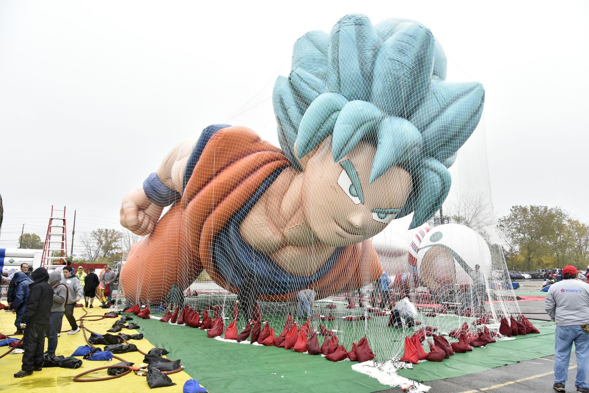 Macy's Debuts Balloons For The 2018 Macy's Thanksgiving Day Parade