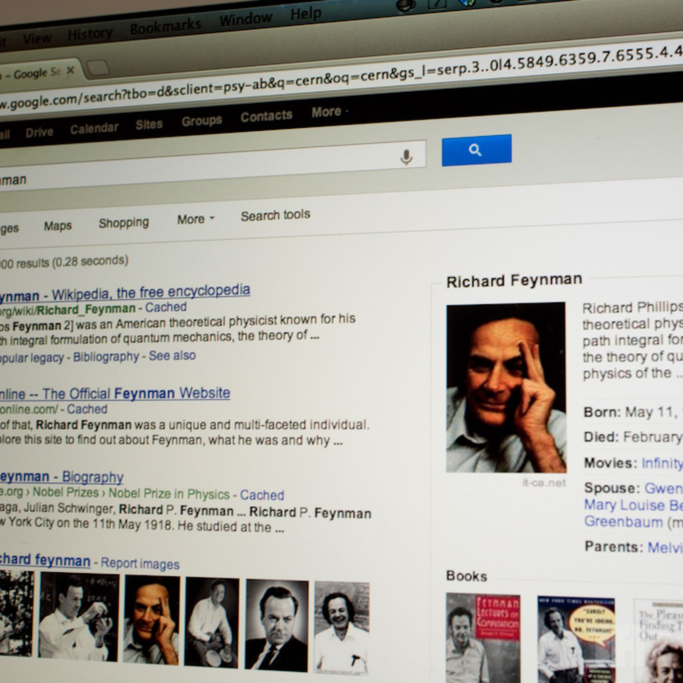 Google spruces up search page design, makes it easier to search by