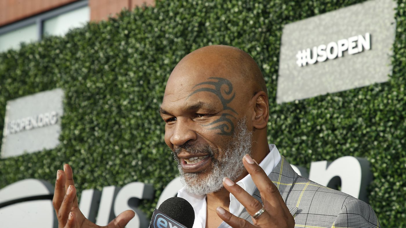 Mike Tyson hates his feet because they doomed his once-promising UFC career