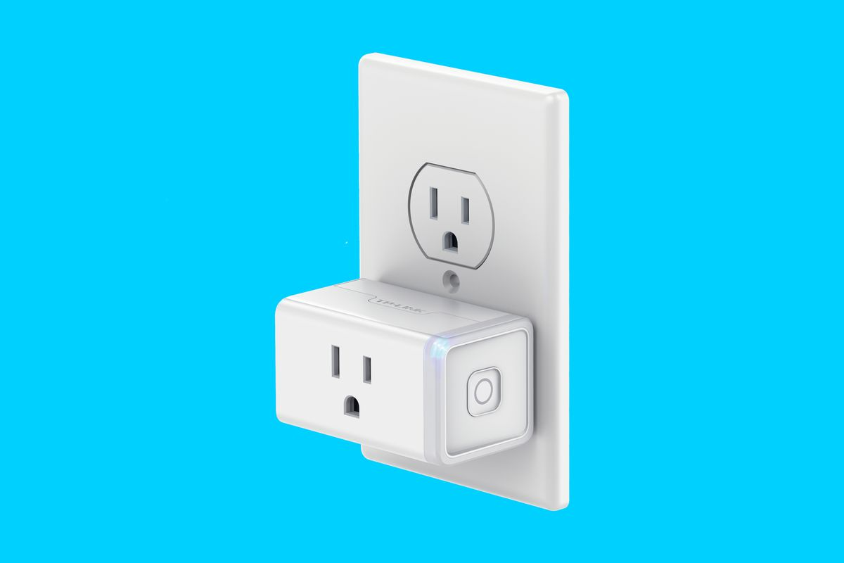 How a smart plug sparked my love of home tech - Curbed