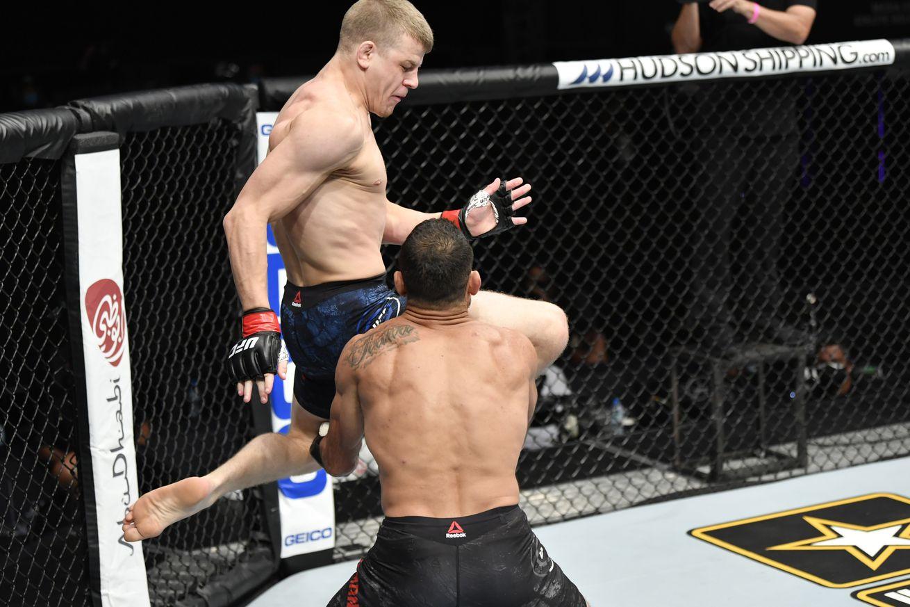 UFC Fight Night: Dawson v Narimani