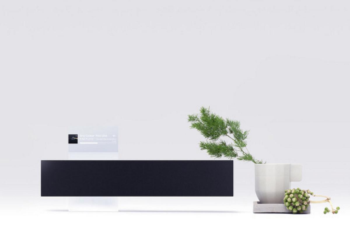 Meizu's Gravity wireless speaker uses a prism