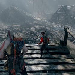 God of War guide: The River pass walkthrough and