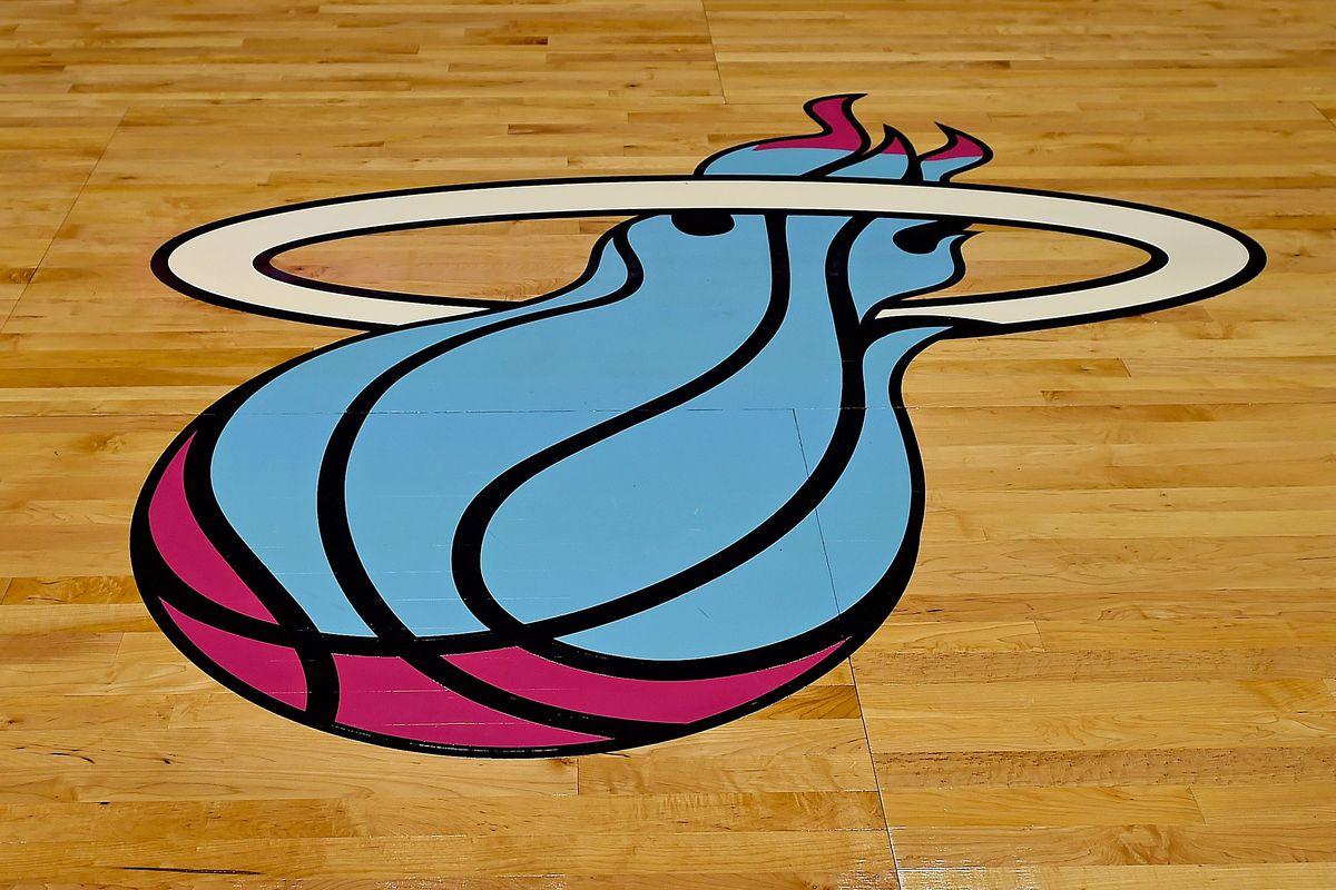 Miami Heat Appear Ready To Launch Powder Blue Vice Jerseys Hot Hot Hoops