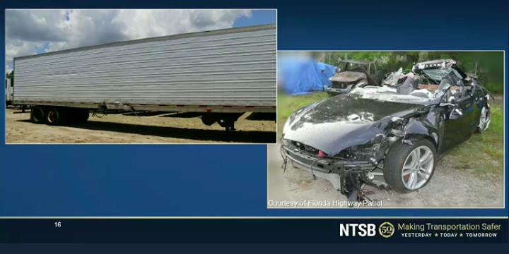 Tesla's fatal crash: Feds say an overreliance on Autopilot
