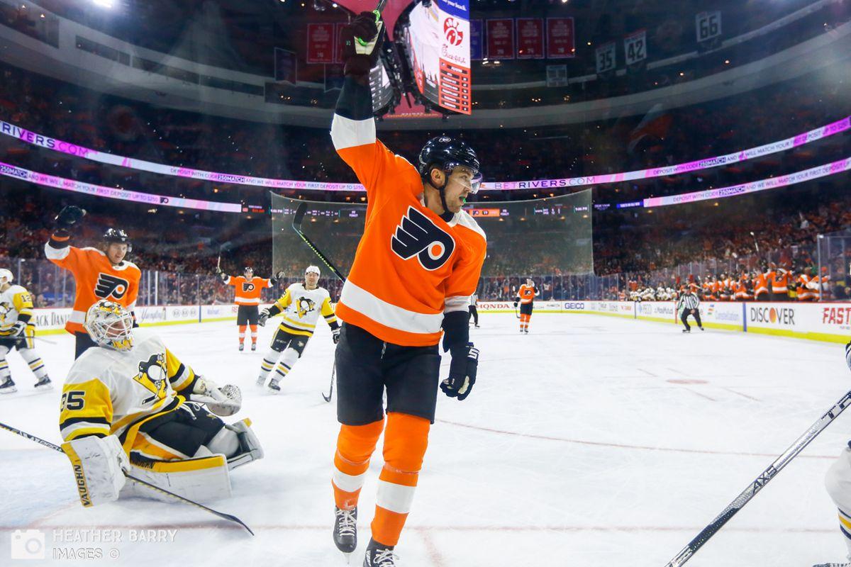 Philadelphia Flyers News: Beating the Penguins heading into the bye