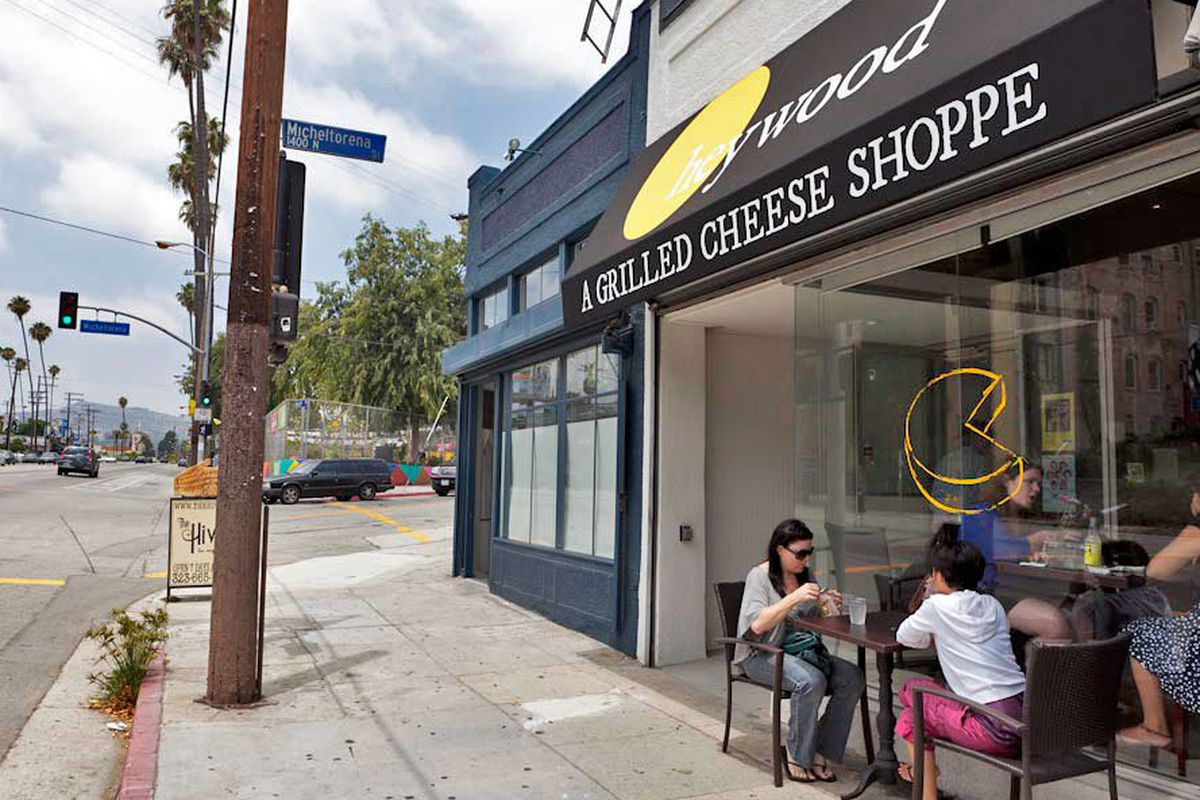 Heywood Grilled Cheese, Silver Lake
