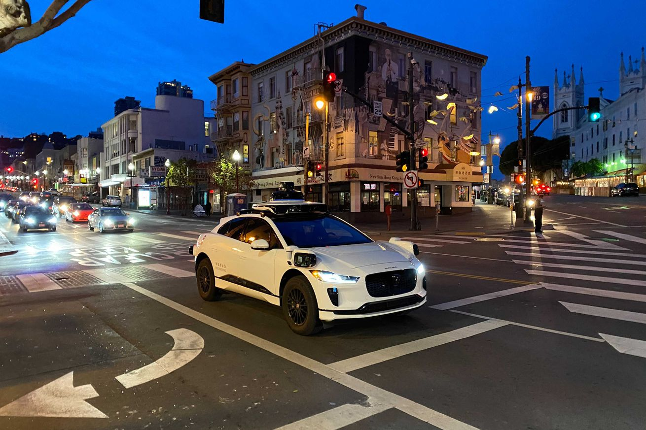 Waymoand Cruise dominated autonomous testing in California in the first year of the pandemic